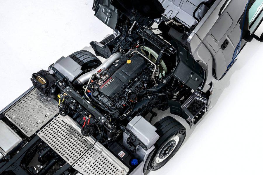 Stralis motor