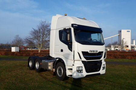 Iveco X-WAY AS440X57 6x2 TZP